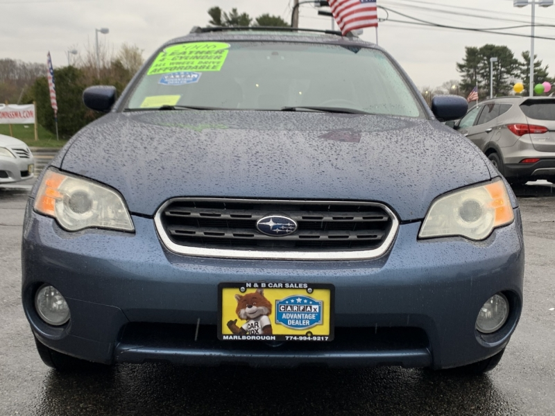 Subaru Legacy Wagon 2006 price $4,995