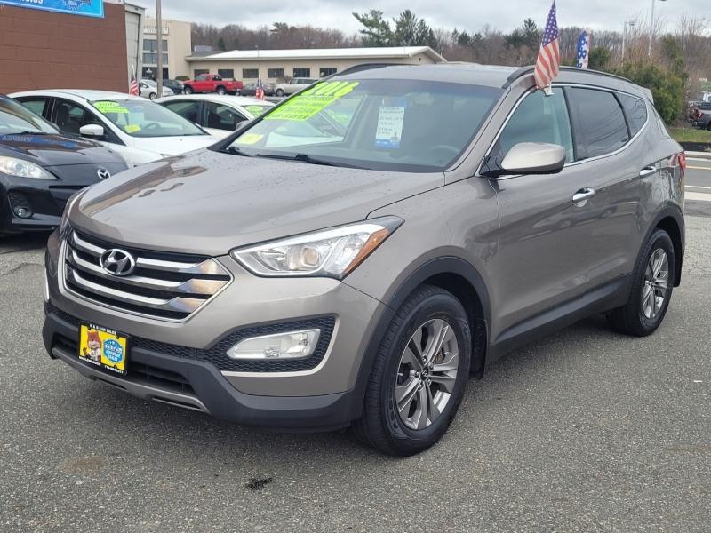 Hyundai Santa Fe Sport 2016 price $13,600