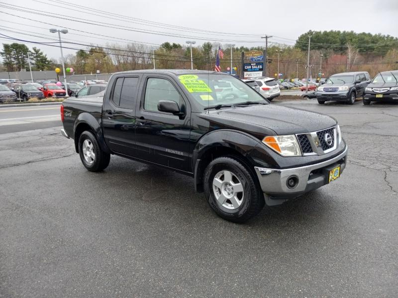 Nissan Frontier 2008 price $12,795