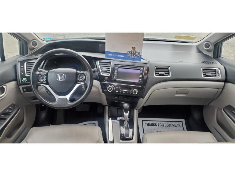 Honda Civic Sdn 2013 price $12,995