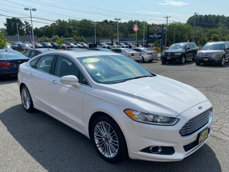 Ford Fusion 2014 price $13,500