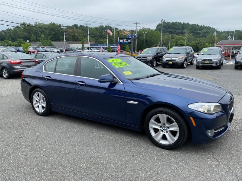 BMW 5-Series 2013 price $15,800