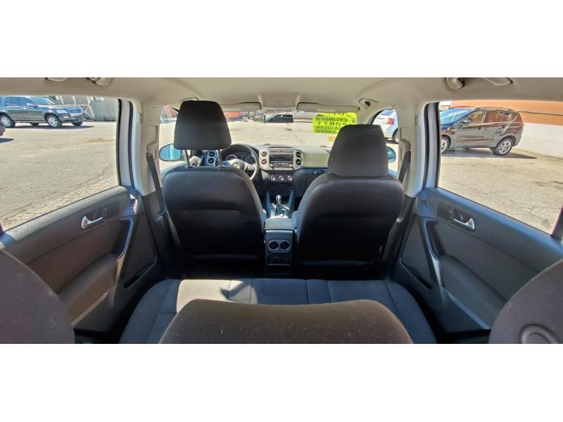 Volkswagen Tiguan 2013 price $12,900