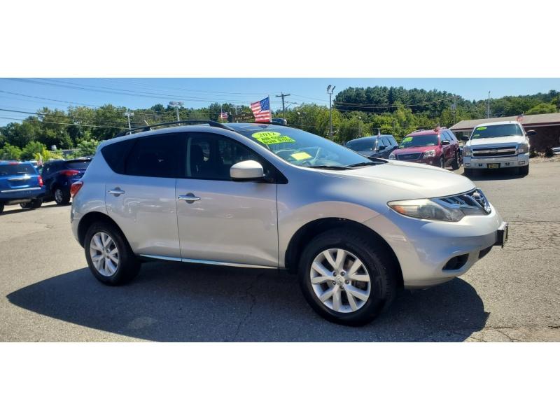 Nissan Murano 2012 price $10,500