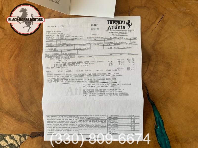 FIAT PININFARINA 1985 price $32,995