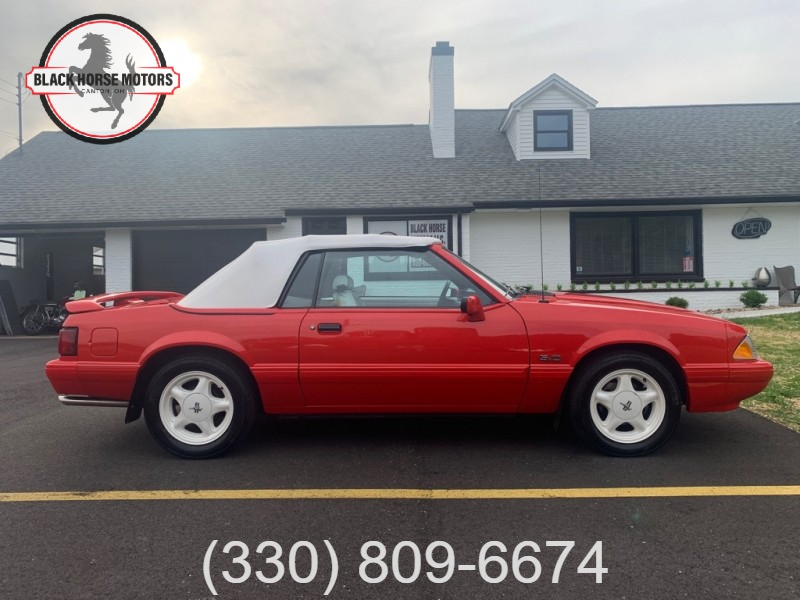 FORD MUSTANG 1992 price $21,495