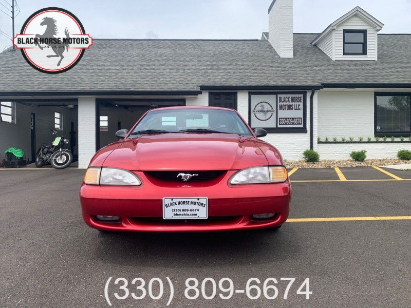FORD MUSTANG 1998 price $14,495