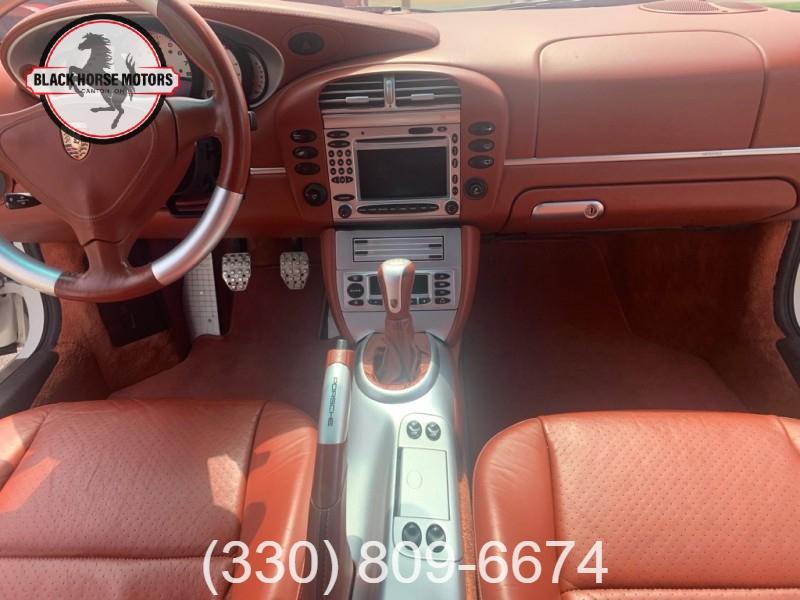 PORSCHE 911 2003 price $44,995