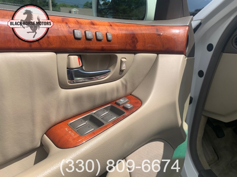 LEXUS LS 2001 price $12,495