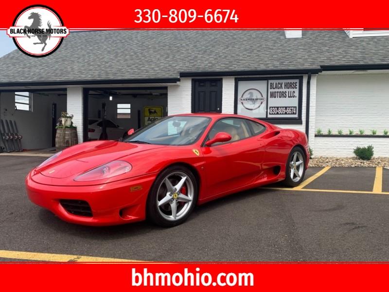 FERRARI 360 2001 price $94,000