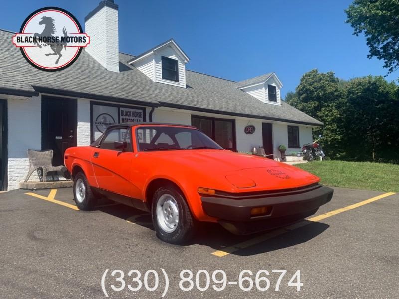 TRIUMPH TR7 1979 price $8,495