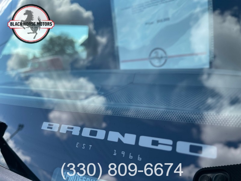 FORD BRONCO 2021 price $60,000