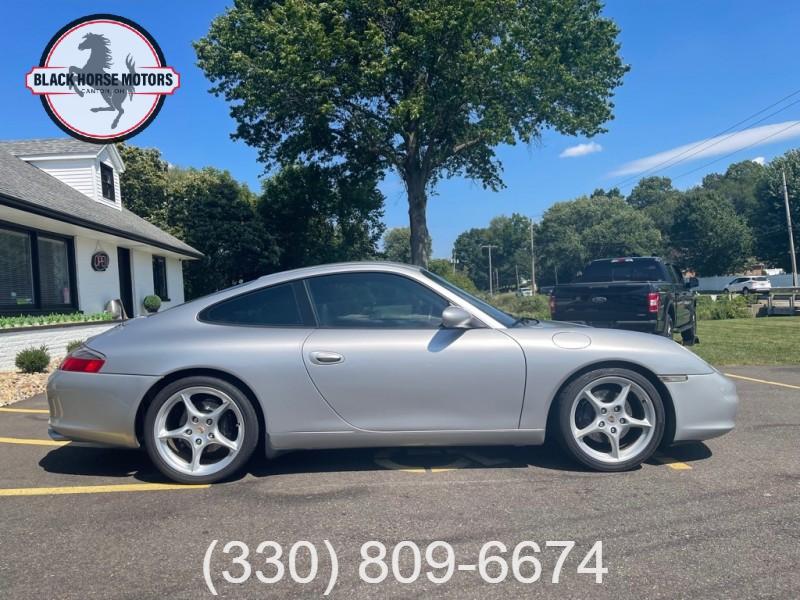 PORSCHE 911 2003 price $34,995
