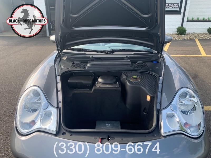 PORSCHE 911 TURBO 2004 price $63,995