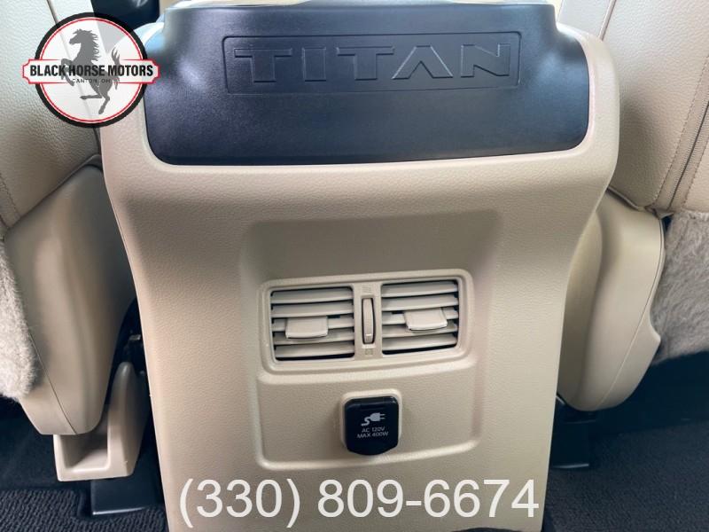 NISSAN TITAN XD 2016 price $39,500