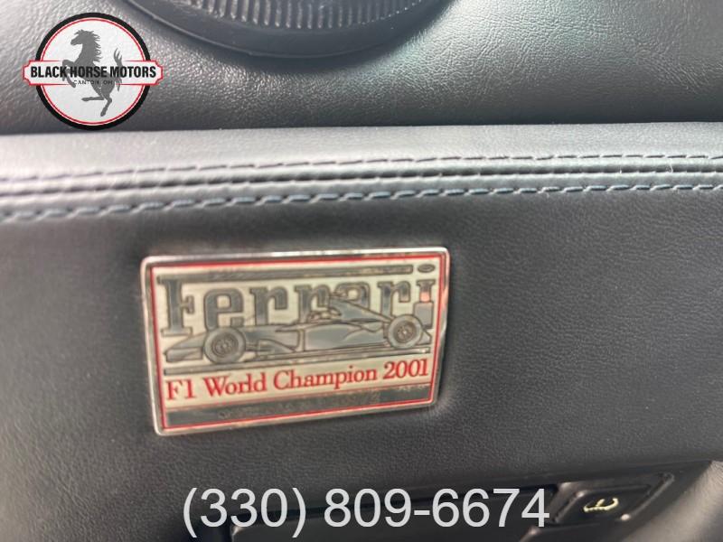 FERRARI F575 2002 price $127,995