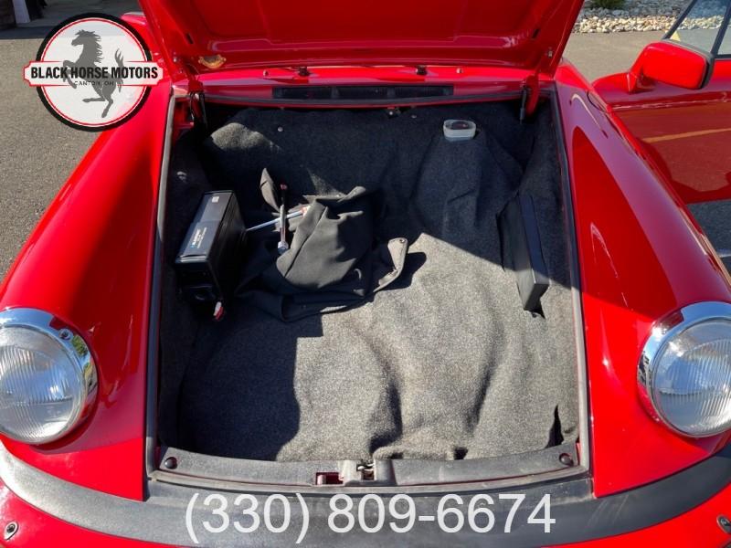 PORSCHE 911 1983 price $55,995