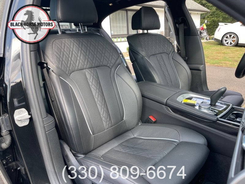 BMW 740 2021 price $85,495