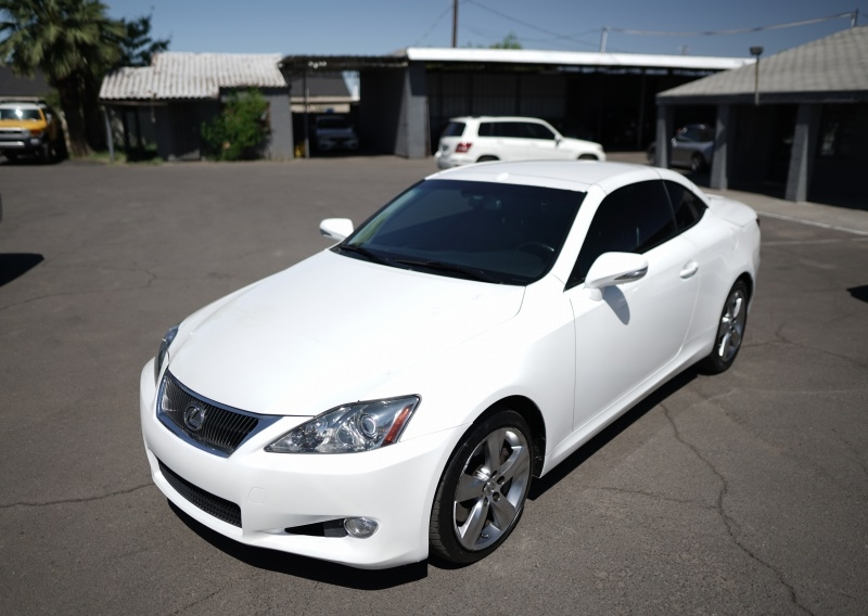Lexus IS350C 2010 price $12,900 Cash