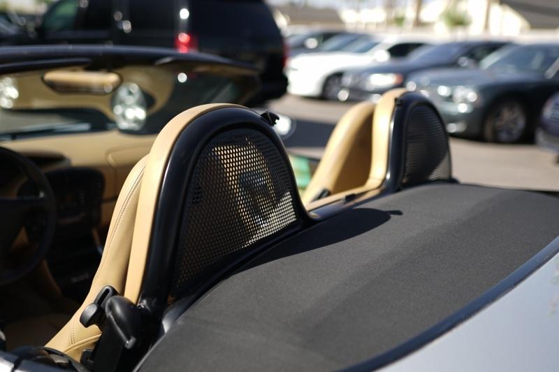 Porsche Boxster 2000 price $12,900 Cash