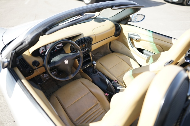 Porsche Boxster 2000 price $11,900 Cash