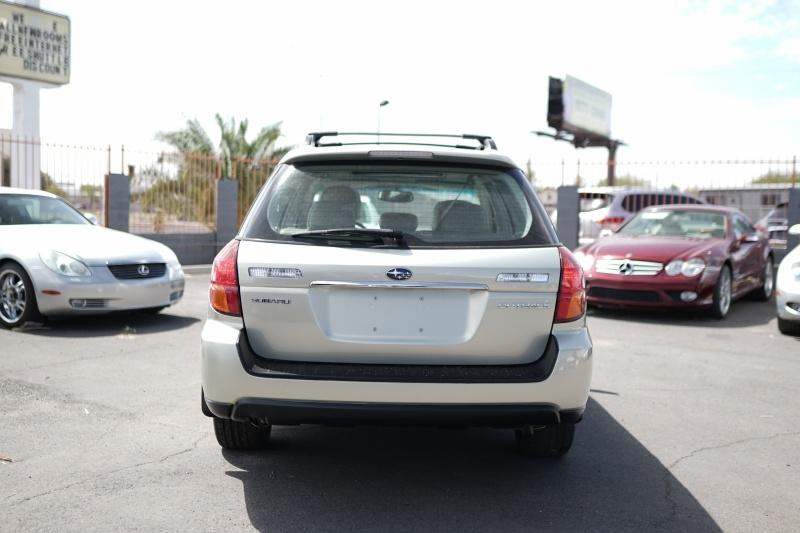 Subaru Legacy Wagon 2006 price $7,400 Cash