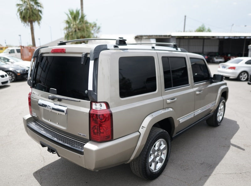 Jeep Commander Limited 4WD 2006 price $7,900 Cash