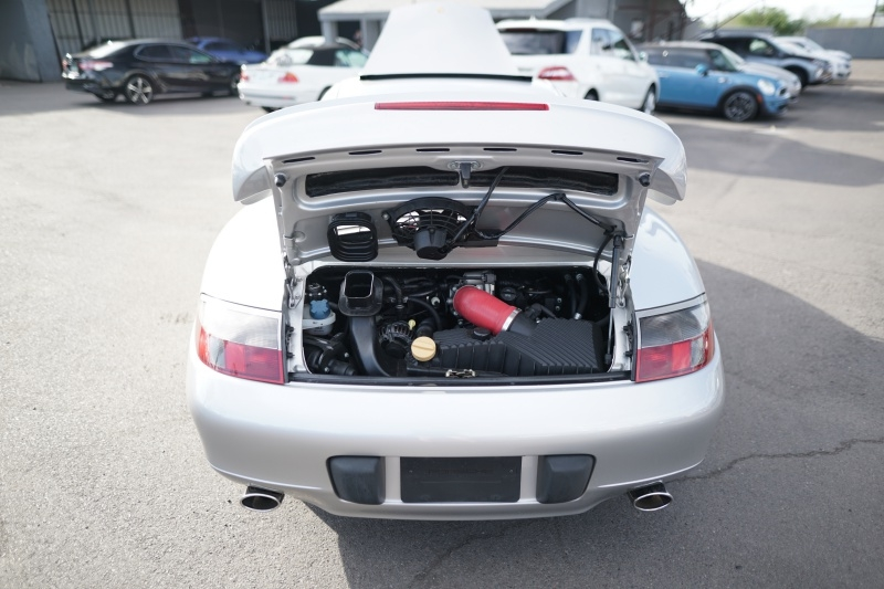 Porsche 911 Carrera 2001 price $22,900 Cash