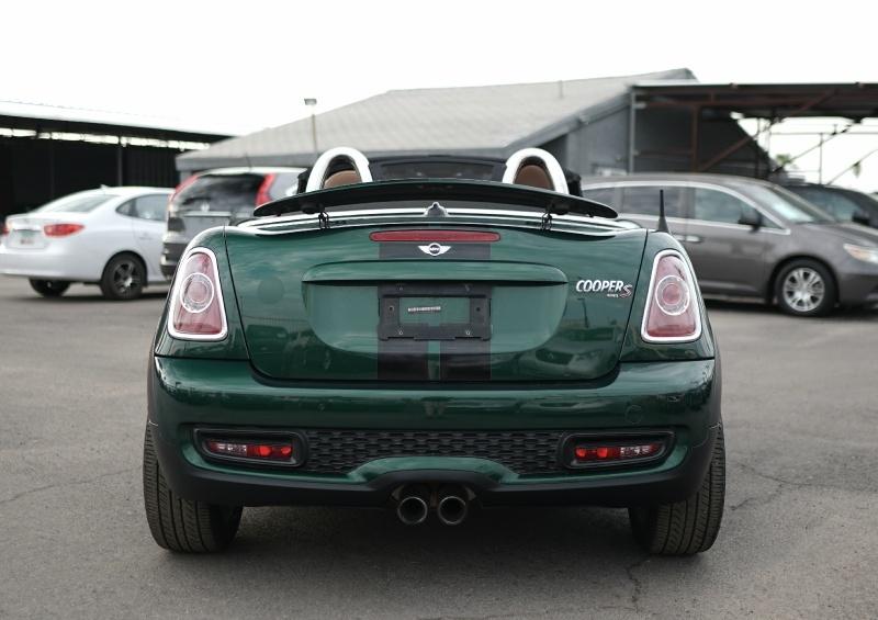 Mini Cooper Roadster S 2013 price $11,400 Cash