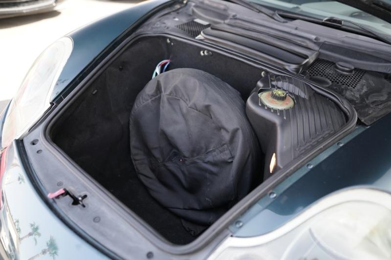 Porsche Boxster 2003 price $10,900 Cash