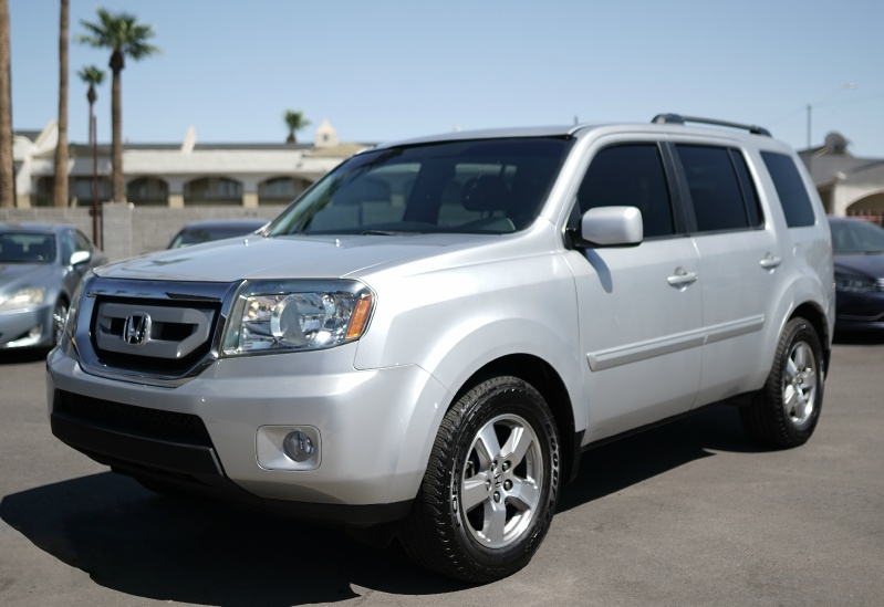 Honda Pilot 2009 price $11,900 Cash