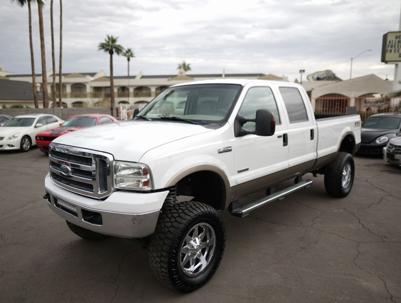 Ford Super Duty F-350 SRW 2006 price $18,900 Cash