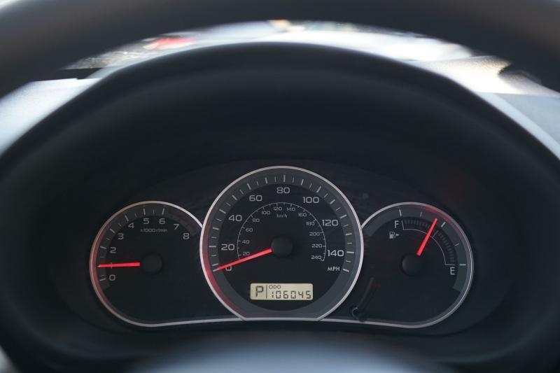 Subaru Impreza Outback 2010 price $8,900 Cash