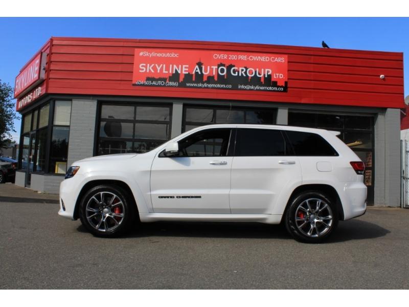 Jeep Grand Cherokee 2018 price $64,889