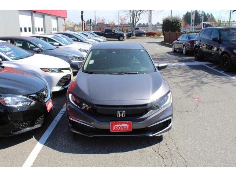 Honda Civic Sedan 2019 price $19,889
