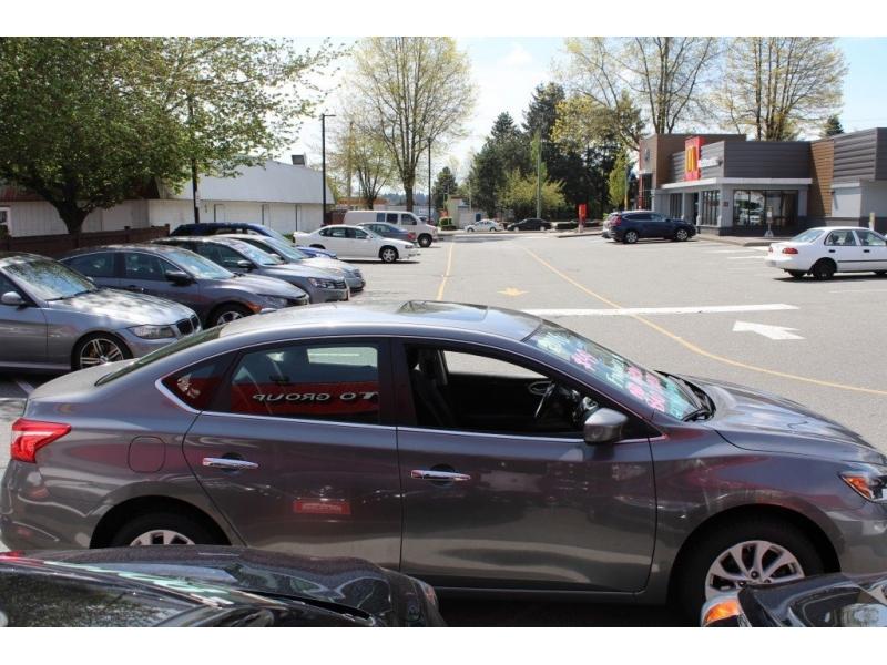 Nissan Sentra 2016 price $12,889