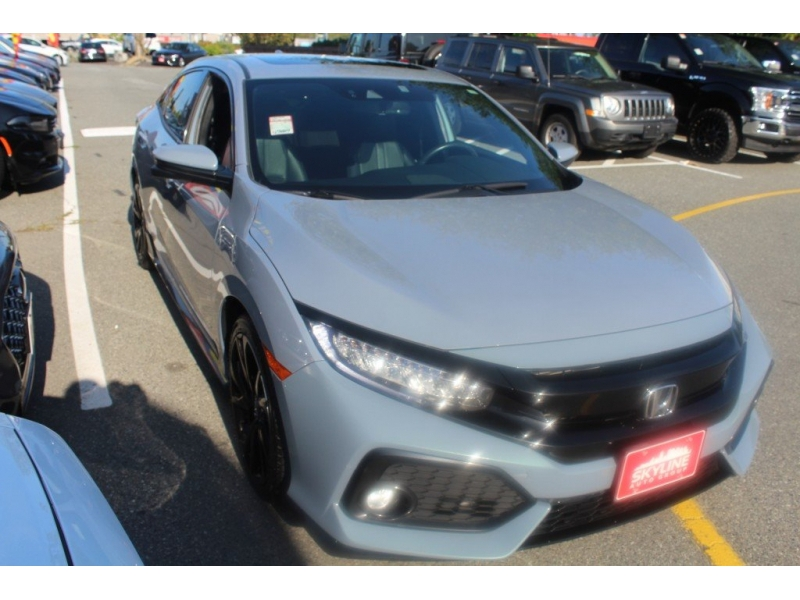 Honda Civic Hatchback 2018 price $26,889