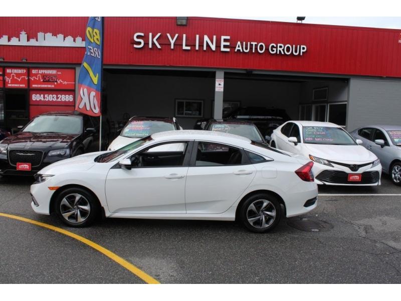 Honda Civic Sedan 2019 price $23,889