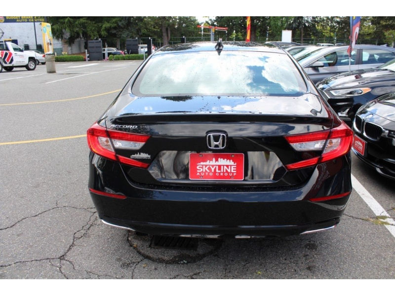 Honda Accord Sedan 2019 price $25,889