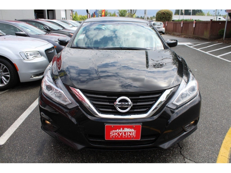 Nissan Altima 2018 price $16,889