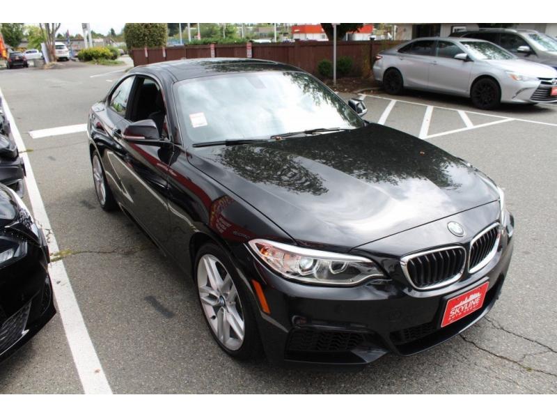 BMW 2 Series 2016 price $23,889