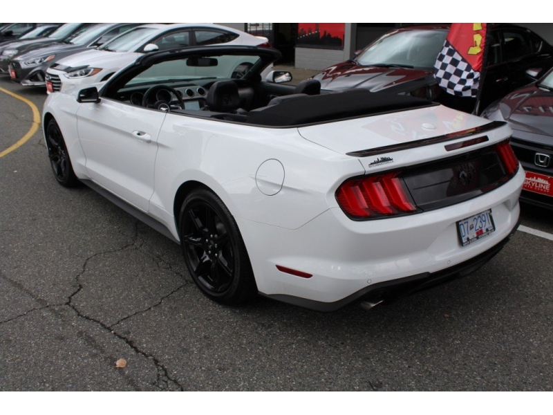 Ford Mustang 2019 price $34,889
