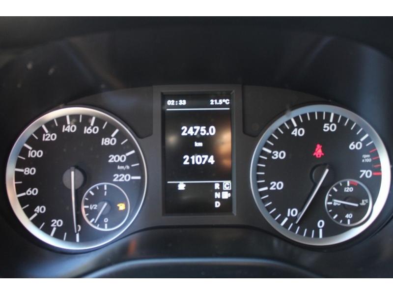 Mercedes-Benz Metris Cargo Van 2018 price $29,889
