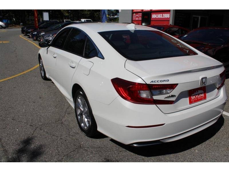 Honda Accord Sedan 2018 price $22,889