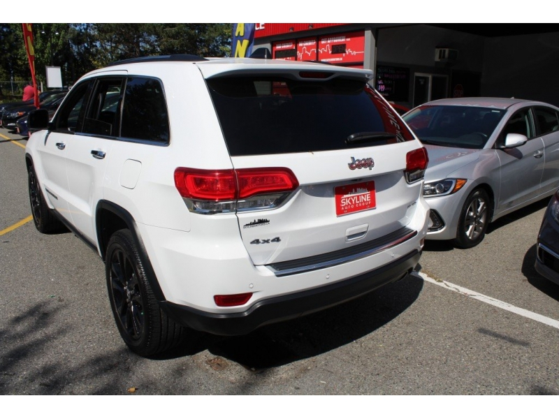 Jeep Grand Cherokee 2018 price $36,889