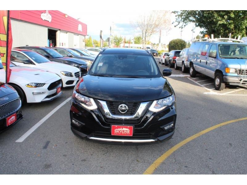 Nissan Rogue 2019 price $0