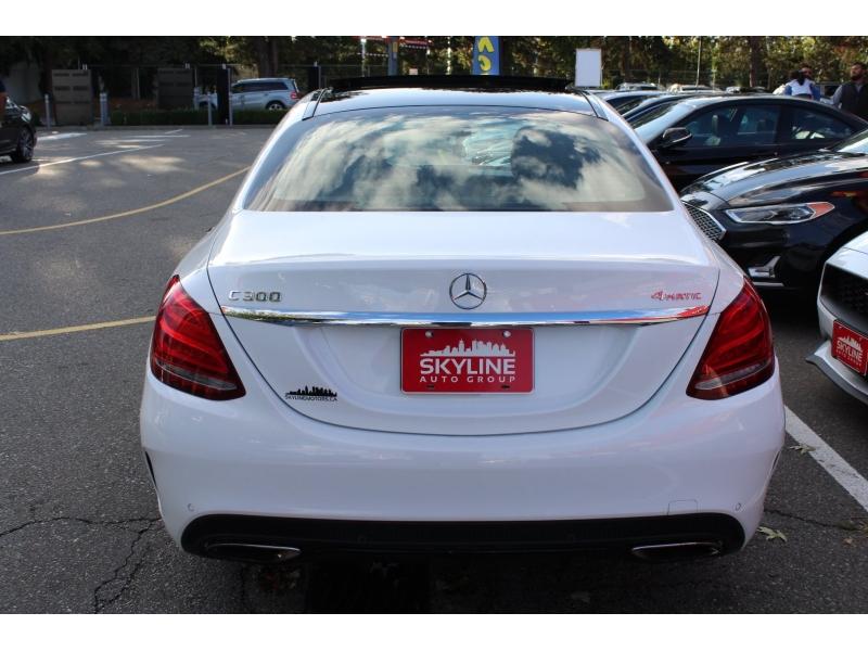 Mercedes-Benz C-Class 2017 price $31,889