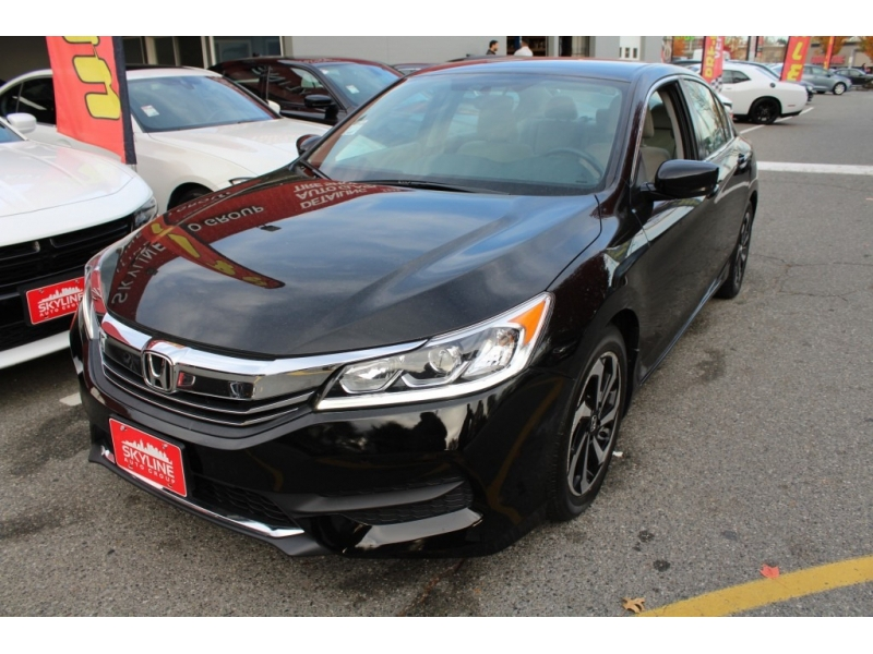 Honda Accord Sedan 2017 price $24,889