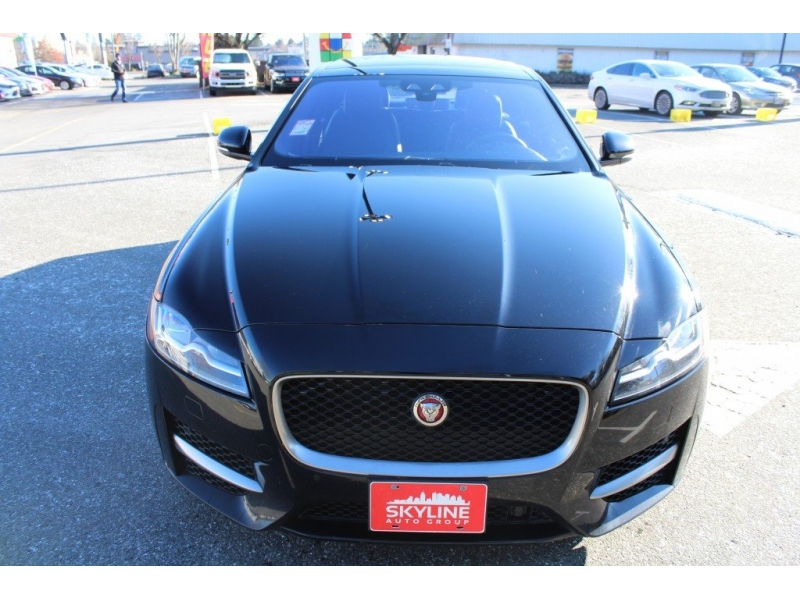 Jaguar XF 2019 price $42,889
