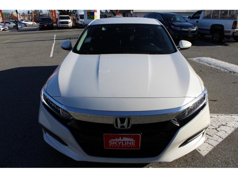 Honda Accord 2019 price $27,889